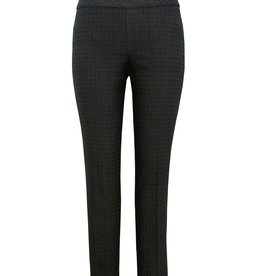 Up Ankle Pant Black Lines