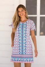 Cabana Life Tie Sleeves Dress St. Barts