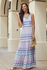 Cabana Life Maxi Dress St. Barts