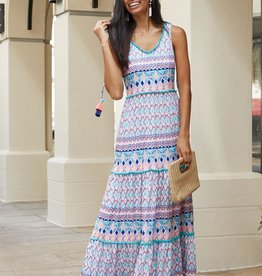 Cabana Life Maxi Dress St. Barts