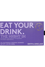 Smith & Sinclair Night In Alcoholic Cocktail Gummies