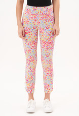 Up Ankle Pant Multi Dots