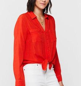 Velvet Heart Eleni Shirt Cayenne