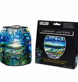 Modgy Luminary Tiffany Iris
