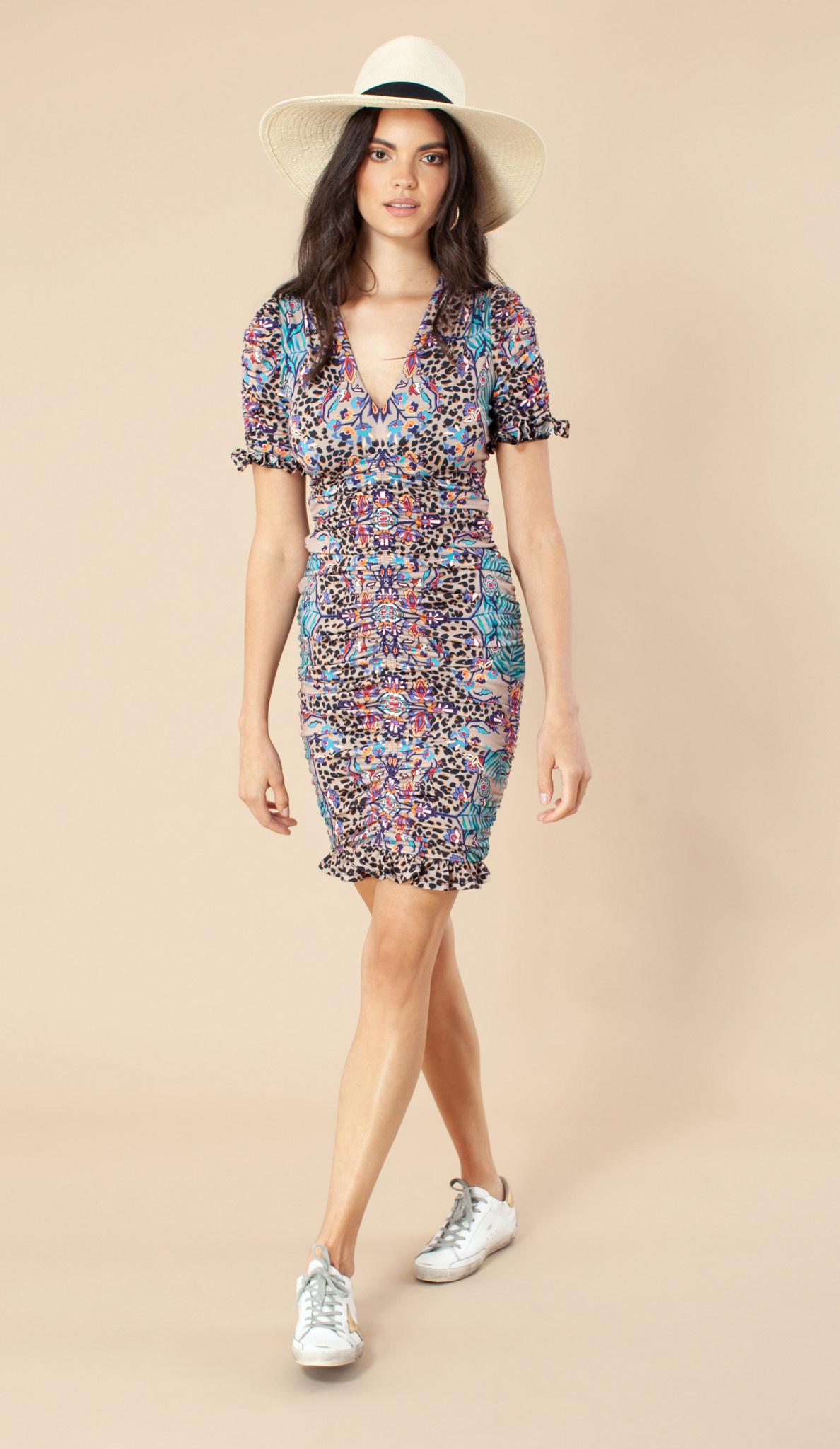 Hale Bob Vila Jersey Dress