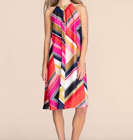 Trina Turk Marquesa Halter Dress Coconut Point
