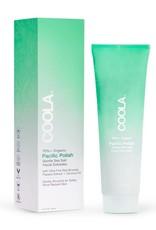 Coola Pacific Polish Gentle Sea Salt Facial Exfoliator