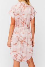 Velvet Heart Rosalee Camo Shirt Dress