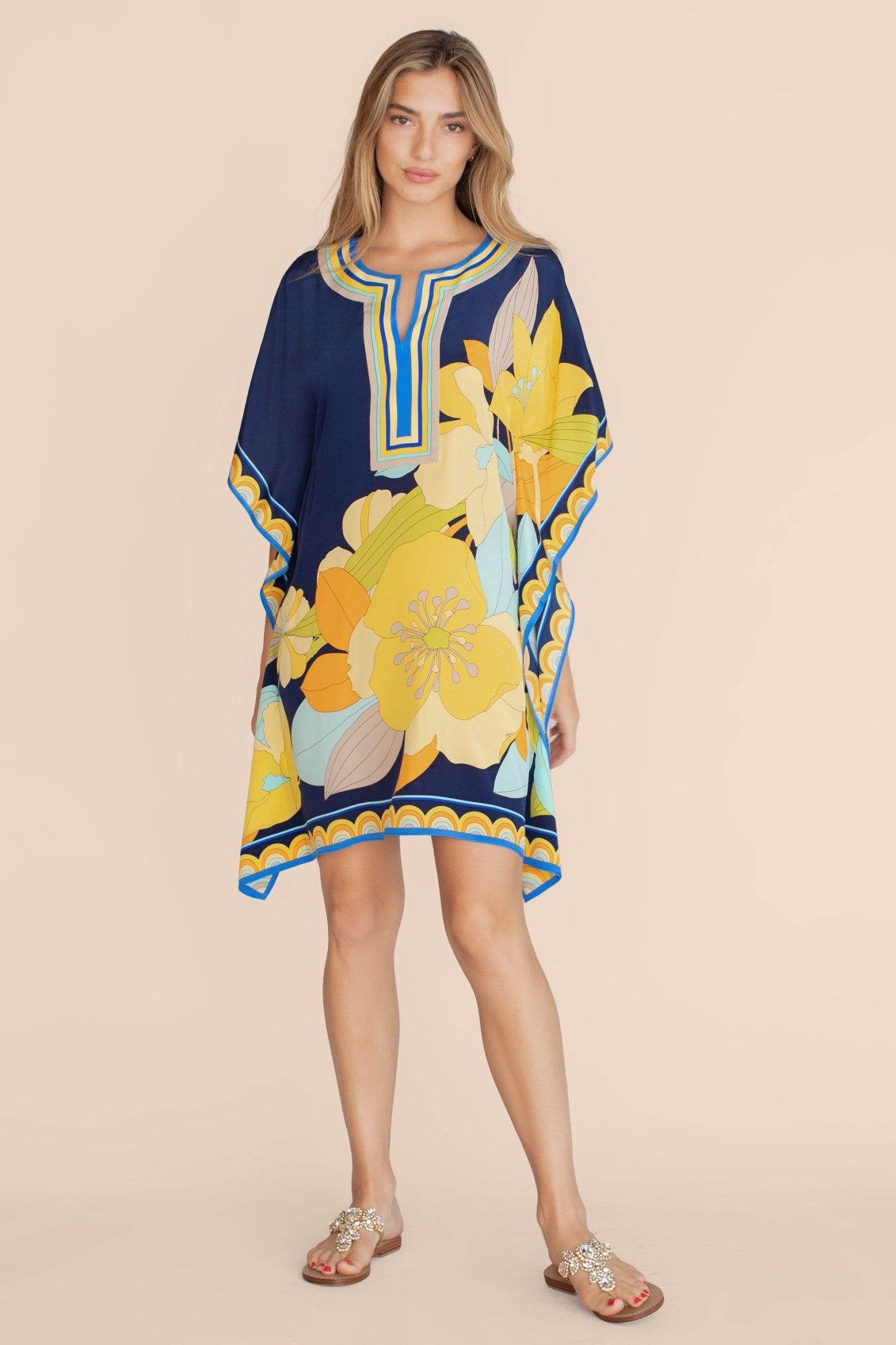 Trina Turk Where To Go Theodora Dress