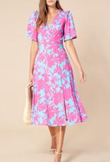 Hale Bob Estelle Dress Pink