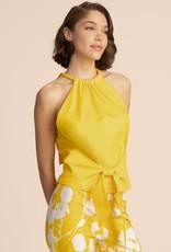 Trina Turk Mika Top Yellow