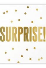 Slant Surprise Napkins 20 CT