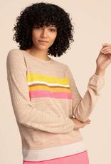 Trina Turk Reserved Sweater Beachwood