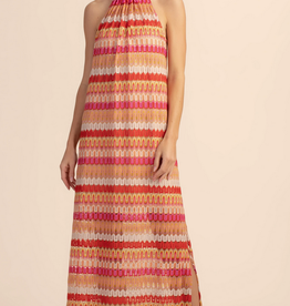 Trina Turk Penne Maxi Dress