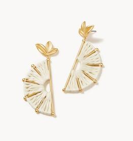 Spartina Citrus Earrings