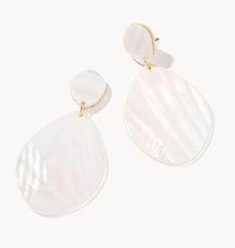 Spartina Pretty Petal Earrings