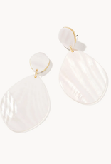 Spartina Pretty Petal Earrings