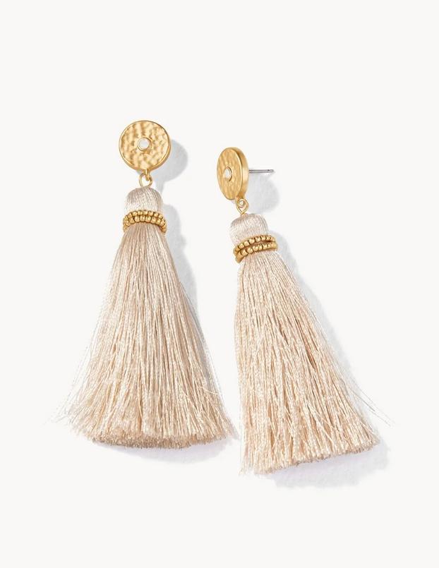 Spartina Old Field Tassel Earring