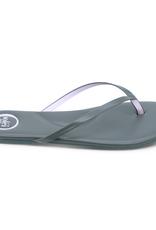 Solei Sea Solei Sea Indie Grey & Pink Flip Flop