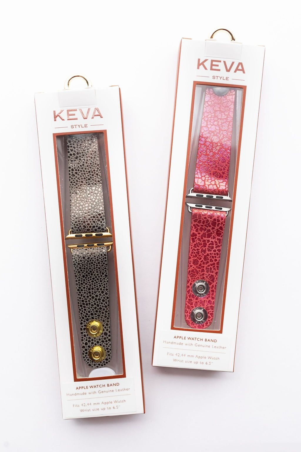 Keva Style Glamper Green Watch Band