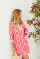 Cabana Life Tunic Dress Spring Regatta
