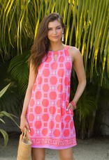 Cabana Life Sleeveless Dress Spring Regatta