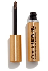 Grande Cosmetics GrandeBROW-FILL Volumizing Brow Gel with Fibers & Peptides Medium