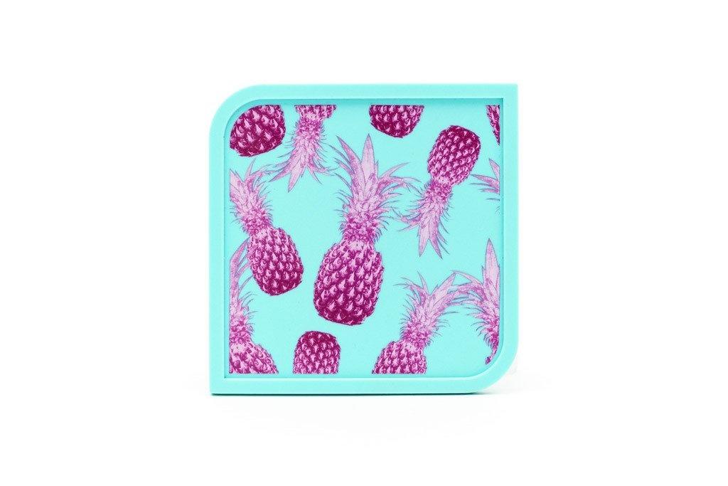 Modgy Silicone Coasters Set of 4 Tropikal