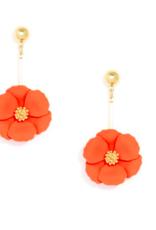 Jewelry Poppy Drop Earring