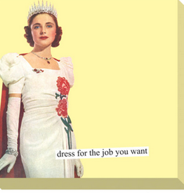 Anne Taintor Sticky Notes Job You Want