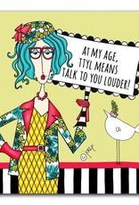 At My Age, TTYL Coaster