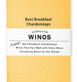 Whiskey River Journals for Winos