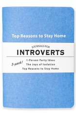 Whiskey River Journals for Introverts
