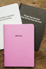 Whiskey River Journals for Drama Queens