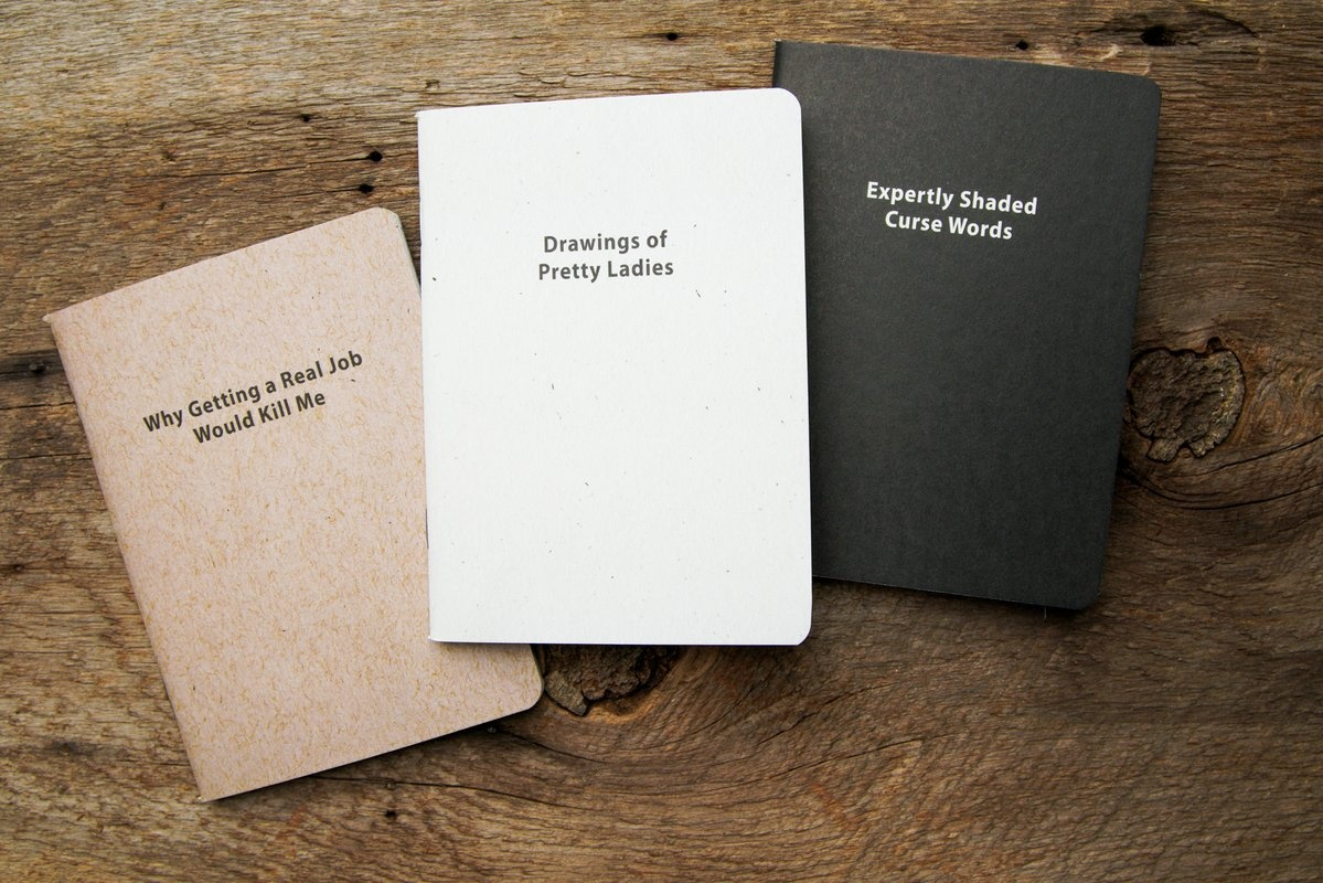 Whiskey River Journals for Artists