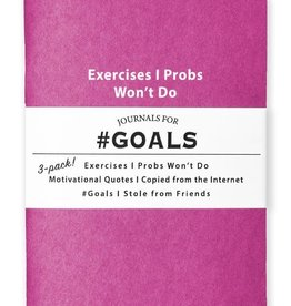 Whiskey River Journals for #Goals