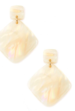Jewelry Acetate Diamond Drop Earring