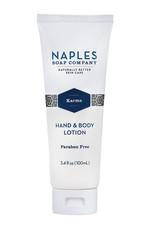 Naples Soap Co. Karma Hand & Body Lotion 3.4 oz