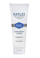 Naples Soap Co. Summer Gingham Hand & Body Lotion 3.4 oz