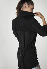 925 Fit Breaking News Lightweight Jacket Black