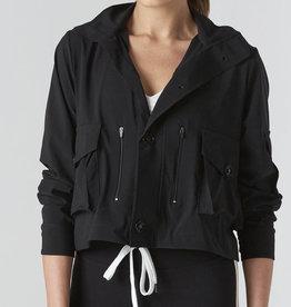 925 Fit Real Deal Lightweight Jacket Black