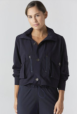 925 Fit Real Deal Lightweight Jacket Navy