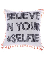 Levtex Believe In Your Selfie Pillow