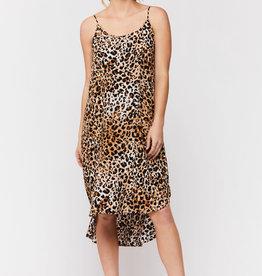 Velvet Heart Merlyn Leopard Slip Dress