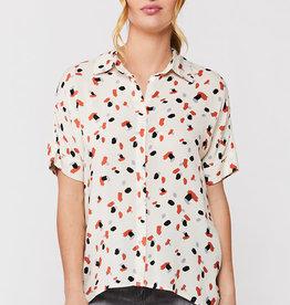 Velvet Heart Unlandra Abstract Shirt