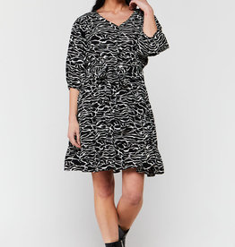Velvet Heart Darcie Zebra Dress