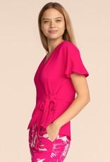 Trina Turk Astro Top Pink Flash