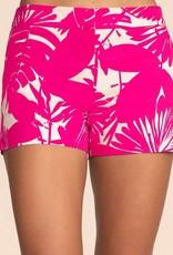 Trina Turk Corbin Short Pink Flash