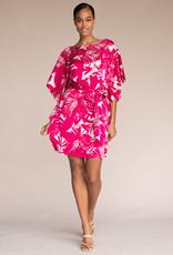 Trina Turk Paradise Dress Pink Flash