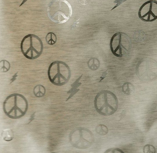 Words Count Rafaella Peace Rayo Sweatshirt Oatmeal